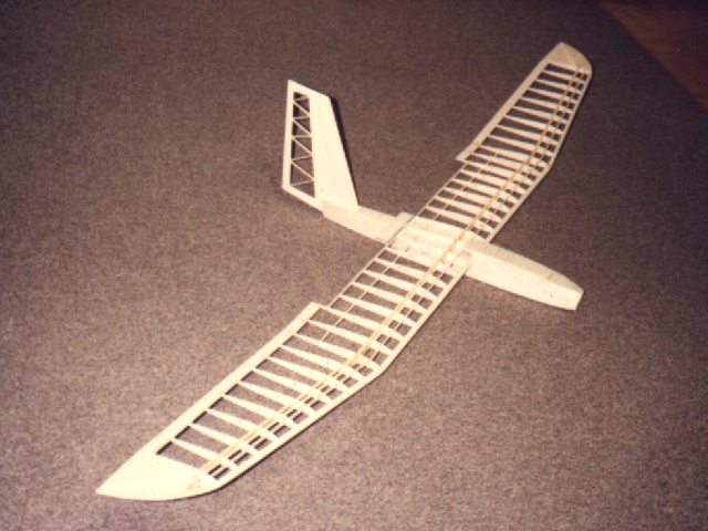 Airfoil Database for Tailless and Flying Wings